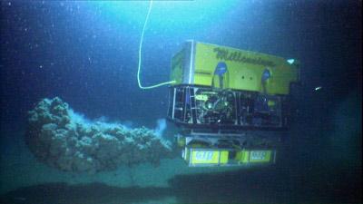 SeaSun ROV Dredge Light